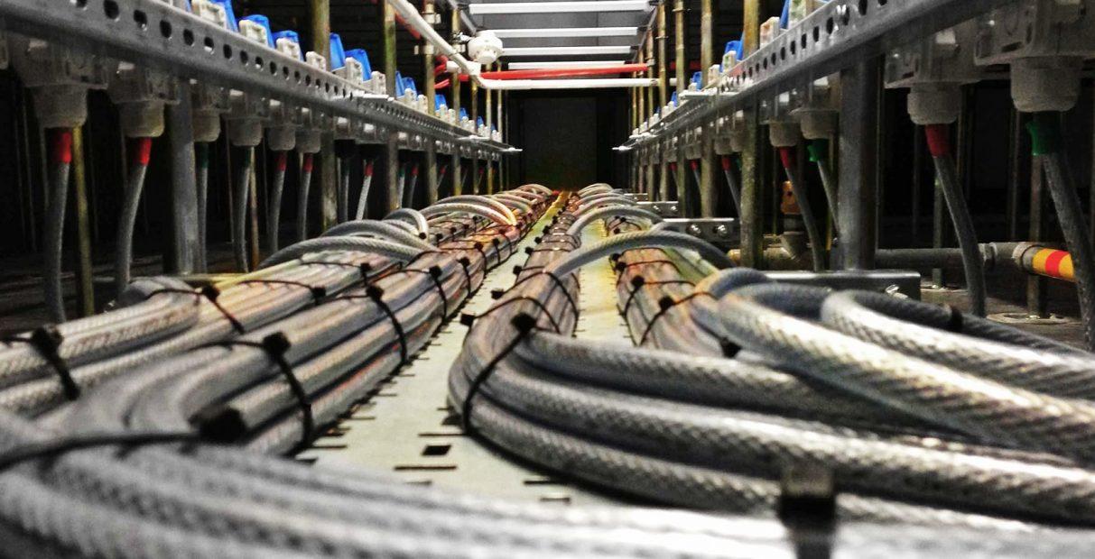 Система электроснабжения зданий