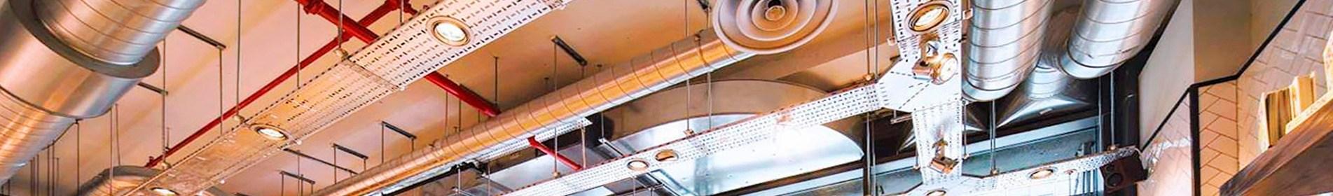 Обслуживание систем вентиляции кафе и ресторанов