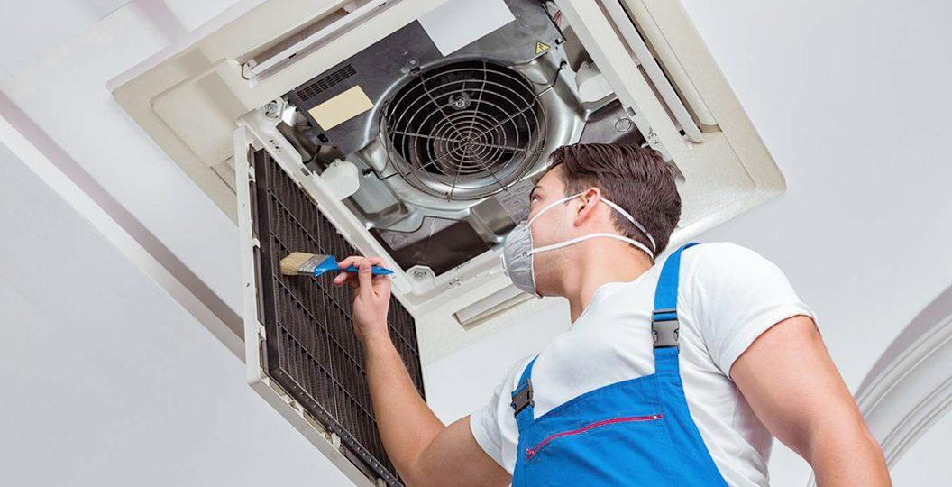 Чистка и дезинфекция вентиляции и кондиционеров