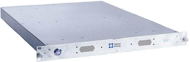 Аккумуляторная батарея Natron Energy BlueTray 4000 соответствует требованиям безопасности по стандарту UL