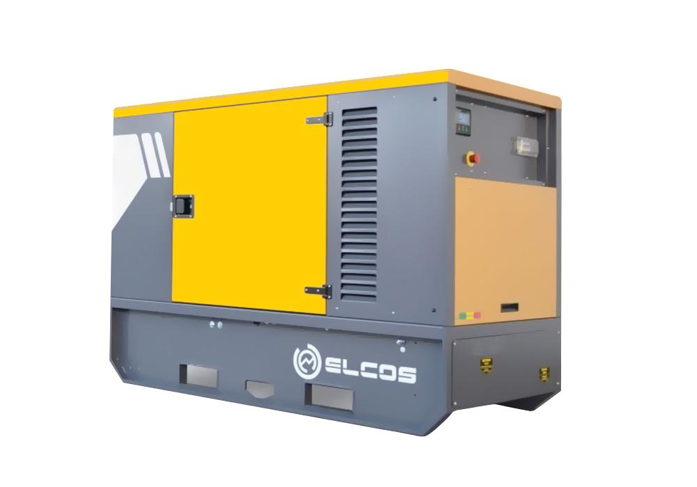Дизельный генератор Elcos GE PK  015-013