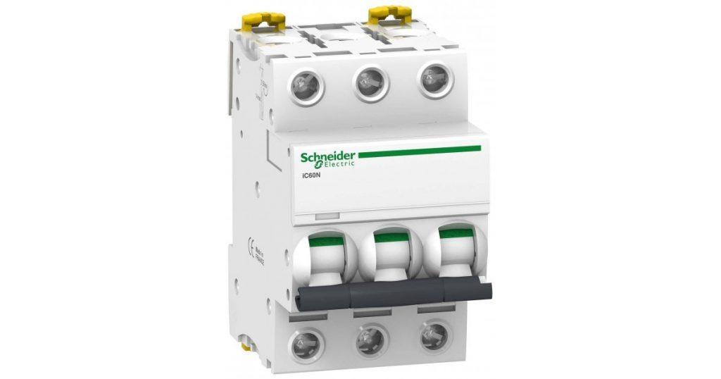 Автоматические выключатели серии Acti 9 от Schneider Electric
