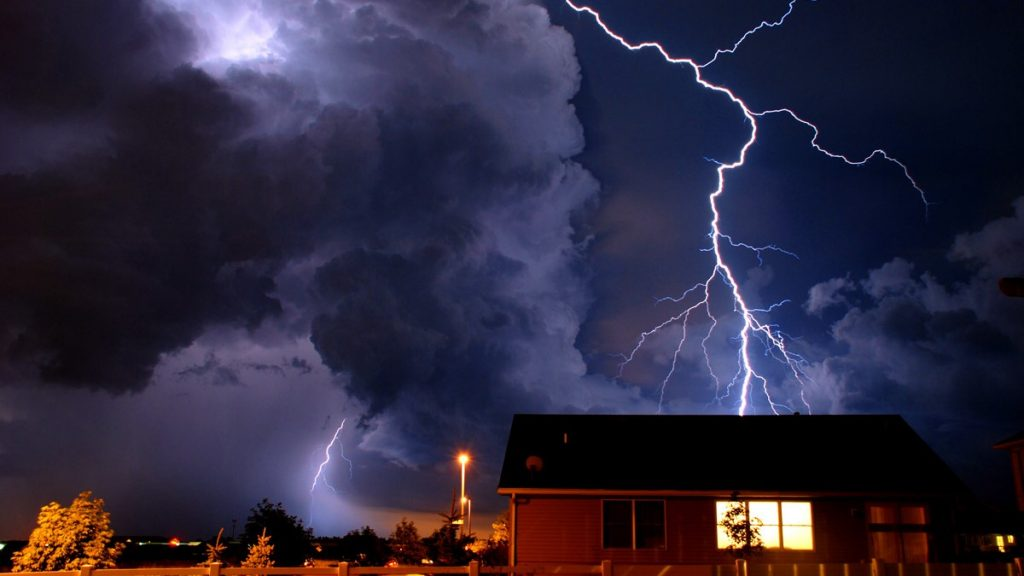 Природные явления, опасные для электросети