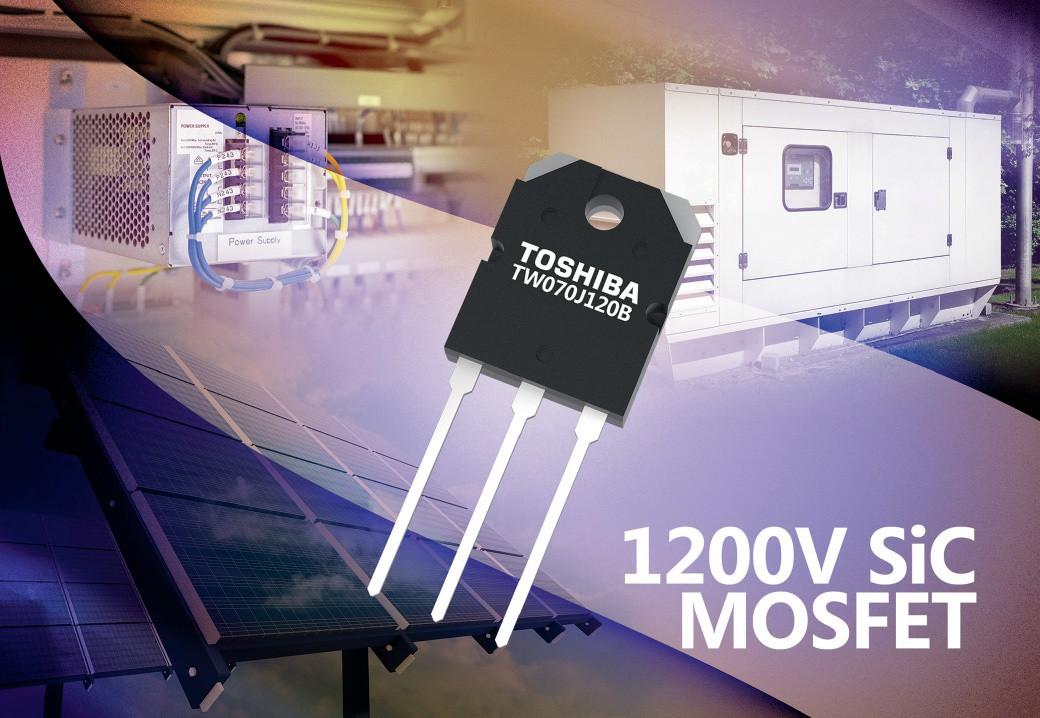 Пример транзистора на карбиде кремния, способного выдерживать напряжение до 1200 В, но при этом выполненного в компактном корпусе