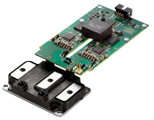 Недостатком большинства SiC-транзисторов является сложность конструкции драйвера для их управления