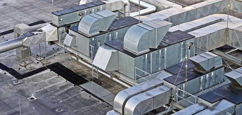 Инженерные системы для производственных помещений